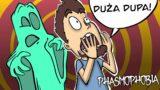 DIABEUU SPRANKOWAŁ MNIE ZŁĄ NAZWĄ DUCHA | Phasmophobia [#9]