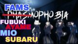 #Hololive #vtuber Fubuki Ayame Mio Subaru – Phasmophobia l Mio and Fubuki cute moment [Hololive/Sub]