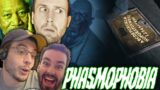 I CAN SMELL YOU…! (Phasmophobia w/ Nanners, Gassy, Chilled & ASNW)