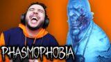 ON A FAIT PEUR AU FANTÔME ! (Vidéo Halloween #3 : Phasmophobia)
