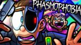 Phasmophobia Funny Moments – Moo's Daughter Scares Terroriser!