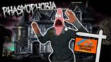 Phasmophobia real estate sim | trying to sell a haunted house in VR