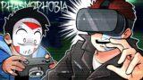 TERRORISER IS SCREAMING IN VR! – PHASMOPHOBIA