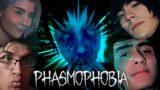 LOS NUEVOS CAZAFANTASMAS – Phasmophobia ft. LauGamer, Natalan, Pipepunk