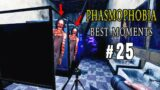 Phasmophobia Best Moments Ever #25