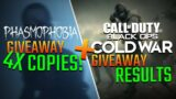 Phasmophobia Giveaway [ENDED]