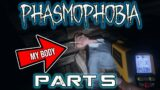 Phasmophobia Part-5 (Worst farmhouse camping trip ever!)