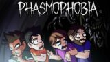STREAMERS GET POSSESSED – Phasmophobia   Quip Save Plays: with AttackingTucans and Squillistipated