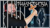 THE NEW PRISON MAP IS AWESOME | Phasmophobia w/ Chilled, Shubble, & Toast