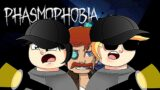LES PIRES CHASSEURS DE FANTÔMES ! (Phasmophobia)