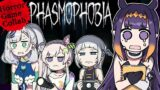 【Phasmophobia】 Ghost-chan Handshake Event?