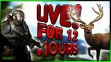 12 HOUR STREAM! Call Of The Wild, Classic, Tarkov, Phasmophobia, WarZ, & More + Special Guests!