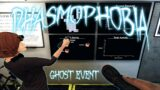 GHOST EVENT   Phasmophobia   Multiplayer Gameplay   186