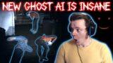 NEW Ghost AI DESTROYS my Entire Team – LVL 2254 Phasmophobia