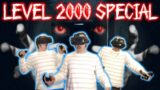 Solo Professional Asylum in VR – Level 2000 Phasmophobia Special