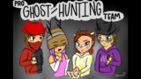 GHOST HUNTING PHASMOPHOBIA WITH FRIENDS♡