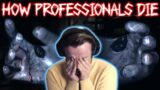 How Professional Players Die in Phasmophobia – LVL 2866