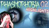 Phasmophobia Highlight Reel!