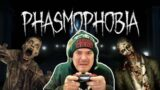 Phasmophobia with Star Wars Theory and Girls
