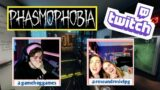 Rose and Rosie with Ed Templer | Twitch [PHASMOPHOBIA] – March 19, 2021