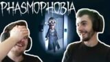 Tom se málem POS*AL | Phasmophobia