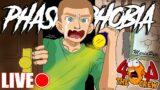 ΒΑΣΙΛΙΑΣ ΦΑΝΤΑΣΜΟ-ΚΥΝΗΓΟΣ | Phasmophobia 404 Live #11