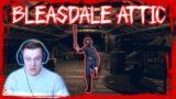 Aggressive Bleasdale Attic Ghost vs Professional Team – Phasmophobia [LVL 3378]