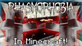 PHASMOPHOBIA IN MINECRAFT!   Minecraft Live Stream!