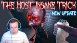 This is the CRAZIEST Trick in the NEW UPDATE – Phasmophobia SCIENCE