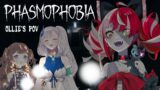 【PHASMOPHOBIA COLLAB 】 GHOSTIES WHERE YOU AT?! with Anya and Reine【Hololive ID 2nd Generation】