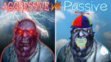 Aggressive VS Passive Ghosts Experiment – Phasmophobia