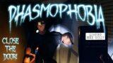 CLOSE THE FRICKIN' DOOR!   Phasmophobia Gameplay   210