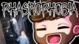 FUNNY G18 DEATH! – Phasmophobia with The Crew!