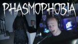 Fitzy plays Phasmophobia with Jenna