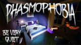 GOT TO BE VERY QUIET AT RIDGEVIEW   Phasmophobia Gameplay   236