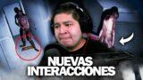 Las NUEVAS INTERACCIONES son ESCALOFRIANTES | Phasmophobia Gameplay en Español
