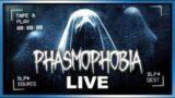 Phasmophobia Assam LIVE    Testing my new Cam