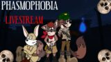 Phasmophobia – Collaboration Stream FT. Toon Raccoon & ItsRickysChannel