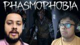 Playing Phasmophobia with @Rafayat Rakib