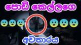 පොඩි කෙල්ලගේ බිහිසුනු අවතාර Phasmophobia Sinhala Gameplay (Part 03)