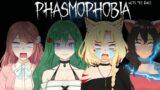 【PHASMOPHOBIA】 Ghost Hunting Animu Waifus