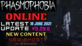 Download Phasmophobia v0.29.6 Free | ONLINE | Latest Update | 100% Working | Multiplayer | CRACKED 🔥