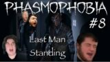 Four Enter… Only One Will Leave…- Phasmophobia Episode 8 –