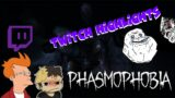 Phasmophobia but we all have -100 IQ