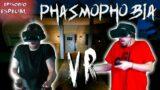 Probamos la NUEVA CASA con SILITHUR en VR 👻 PHASMOPHOBIA 👻EPISODIO ESPECIAL