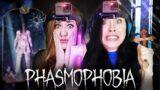 Profi Lara und Gnu jagen einen der EXTREMSTEN Geister! – Phasmophobia