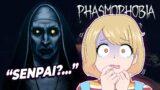 """Senpai, where are you…?"" Japanese Girl Plays Phasmophobia | Phasmophobia"