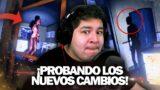 PROBANDO LA NUEVA ACTUALIZACIÓN   Phasmophobia Gameplay en Español