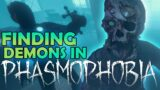 Phasmophobia But We Assume the Ghost's Gender   [Finding Demons in Phasmophobia!?]