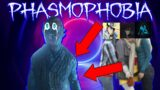 Phasmophobia but we bully the ghost